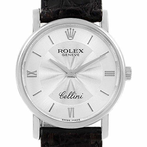 Rolex Cellini mechanical-hand-wind mens Watch 5115