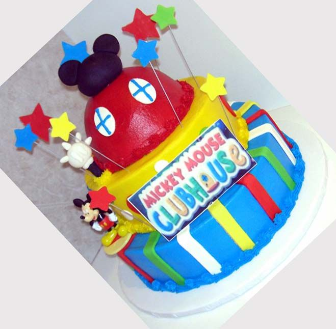 Mickey Mouse Clubhouse party Decorations | Mickey mouse clubhouse party supplies: