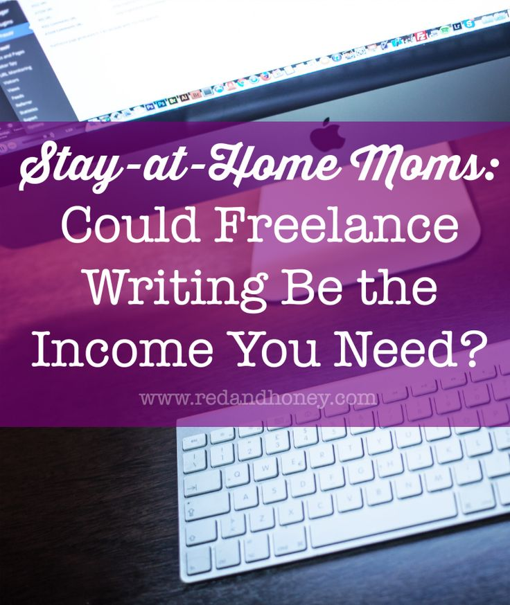 I had fantasized about being a work-from-home writer for – oh, forever.  I'd sit in my cubby, in an office building that took over an hour to drive to each day, and daydream about being at home instead, in front of my laptop, in a cozy robe and fluffy socks, with a hot cup of tea in hand... writing. Maybe you, dear mama, want to be a novelist, too. Maybe you're just looking to bring in some extra cash. Either way, if you're a born wordsmith, freelance writing could be just the thing you're…