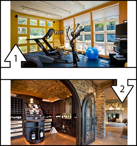 42 Best Home Gym Fitness Designs Images On Pinterest: 17 Best Images About Home Gym On Pinterest