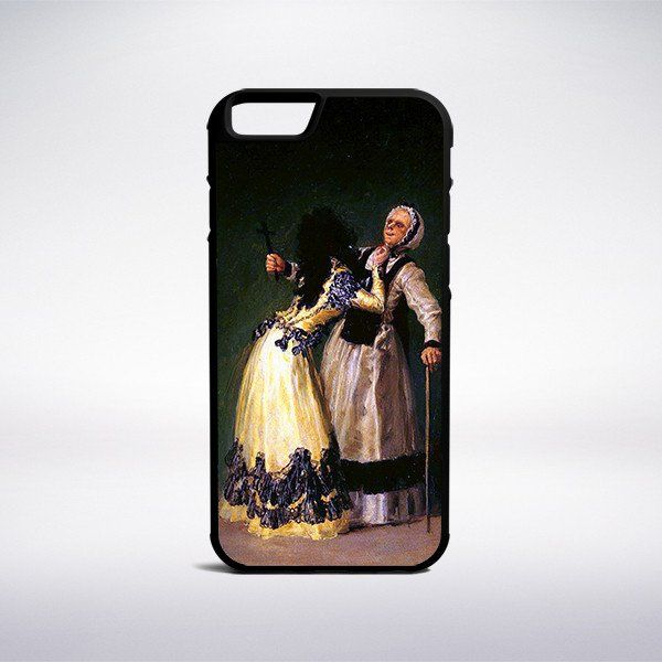 Francisco Goya - The Duchess Of Alba And Her Duenna Phone Case – Muse Phone…