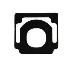 Grade A Quality iPad 3 Home Button Holder  Kit Includes: •1 Replacement iPad 3 Home Button Holder
