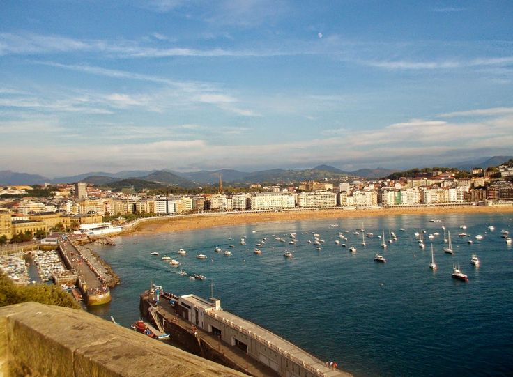 Czech girl travels: San Sebastian... piece of Rio in Spain