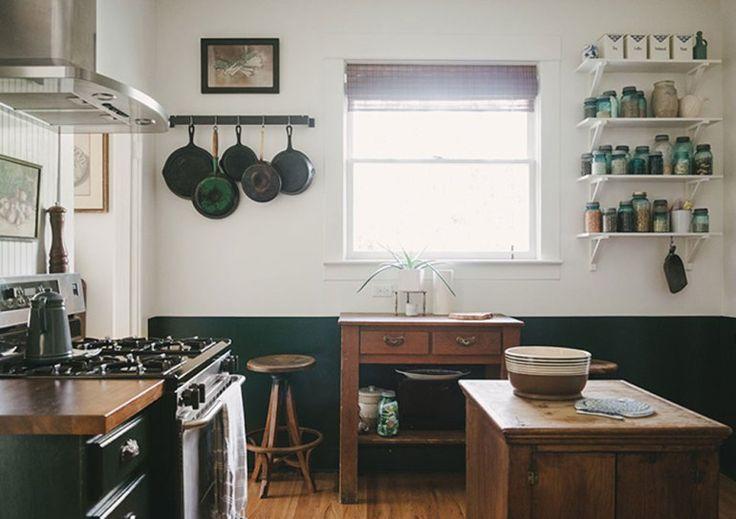 Uma casa vintage em Seattle USA {Decor}