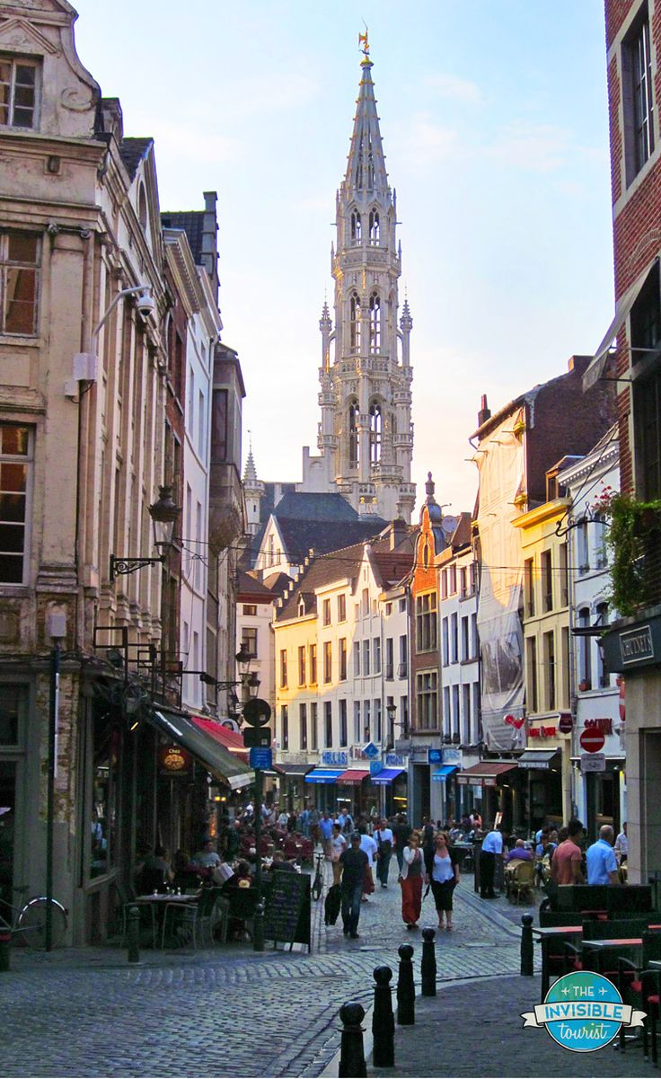 15 Impressive Brussels Attractions (Besides the Grand Place) | The Invisible Tourist #brussels #belgium #bruxelles #invisibletourism