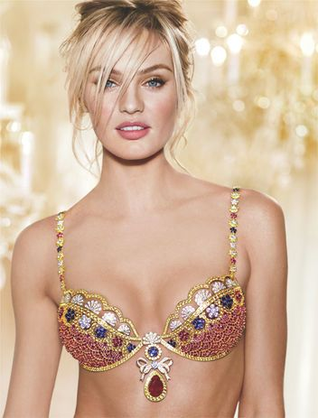 The $10 Million Victoria's Secret Royal Fantasy Bra, but does it lift and separate?  ;-)
