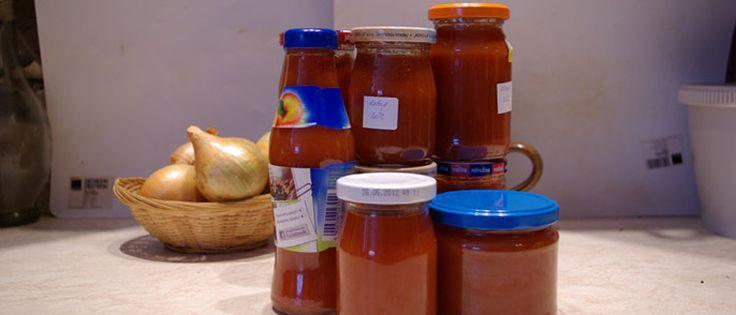 Nejlepší recept na domácí kečup. Pálivý i sladký. Vyzkoušejte a uvidíte, že bude…