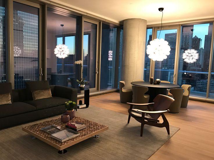 Sofia #coffeetable in NY by Architect Vanessa Lessa