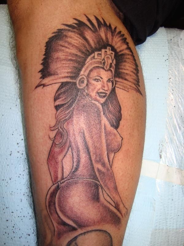 naked women tattoo ideas