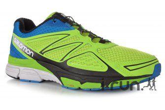 Salomon X-Scream 3D M pas cher - Chaussures homme running Route & chemin en promo