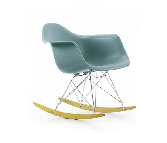 Chairs | Seating | RAR Plastic Armchair | Vitra | Charles. Check it out on Architonic