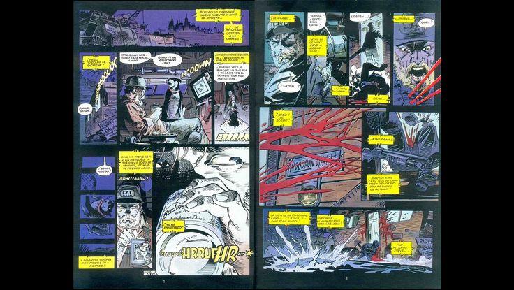Batman vs Depredador [DC Comic - Español][UL] Descargar Gratis