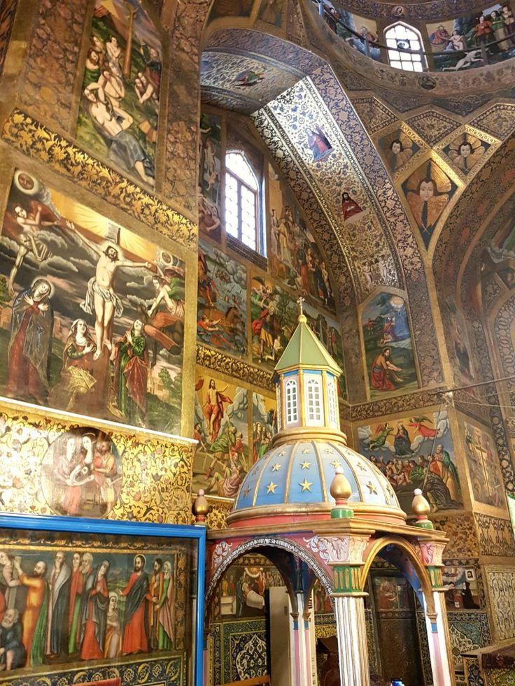 Udsmykningen i Vank Katedralen