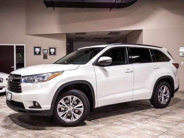 Awesome Awesome 2015 Toyota Highlander XLE Sport Utility 4-Door 2015 Toyota Highlander Limited AWD 1-Owner Navi 2017 2018