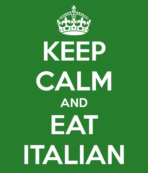 My father wasn't Italian but he could cook it with the best of them!