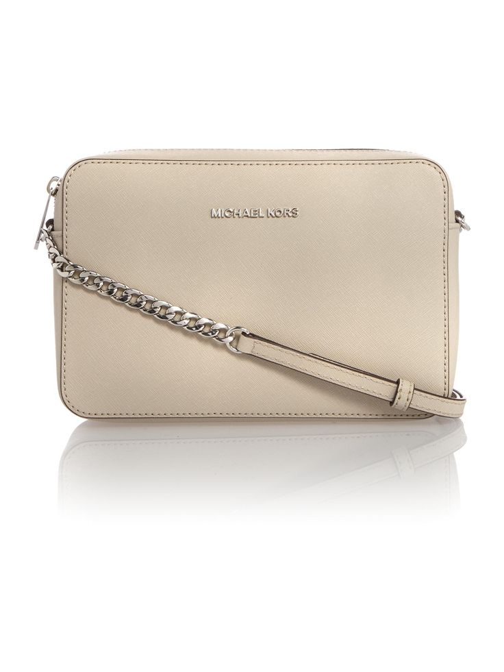 155GBP Buy your Michael Kors Jetset Travel Neutral Cross Body Bag online now at House of Fraser. Why not Buy and Collect in-store?