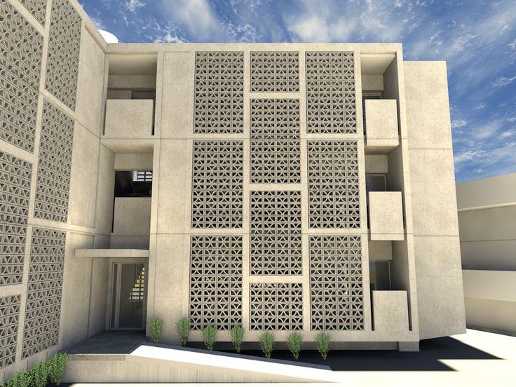 花ブロック Block Walls of Flower