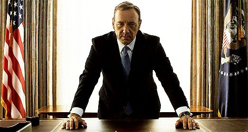 You Might Be Excited for #HouseOfCards If... - Fiddle Dee Me