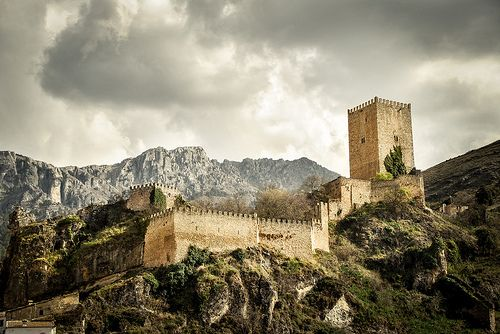 Cazorla Castle - Andalusia (Spain)