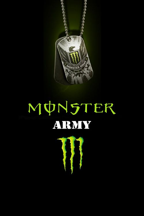 monster energy logo | Monster Energy Logo Wallpaper by ~drouell on deviantART