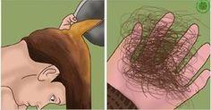 como parar a queda de cabelo urgente