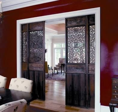 decorative sliding barn doors - Google Search