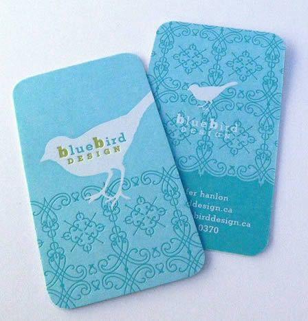50 Cartões de visitas com relevo