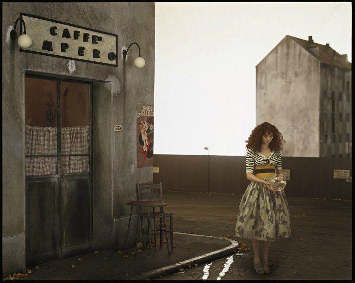 ru_glamour: Лили Коул в фотосессии Паоло Вентуры