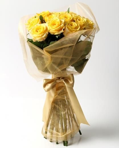 Summer days (12 roses) Bespoke Bouquet, Flower delivery service, Johannesburg