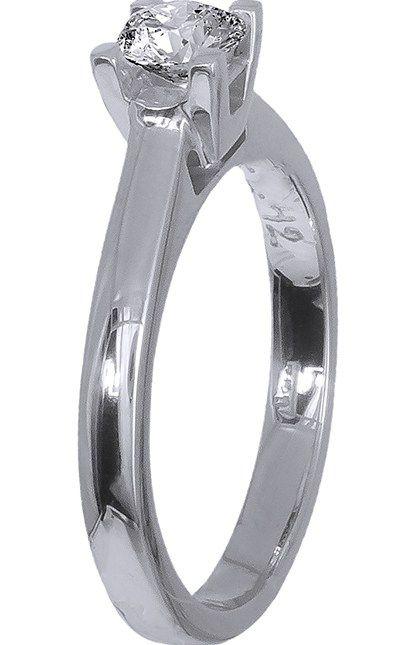 Αυτή την ευκαιρία δεν πρέπει να την χάσεις:Δαχτυλίδι μονόπετρο μπριγιάν 019531 019531 Χρυσός 18 Καράτια στην μοναδική τιμή των...