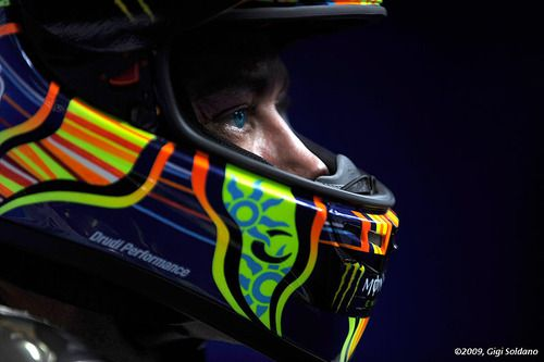 Those blue eyes, Valentino Rossi