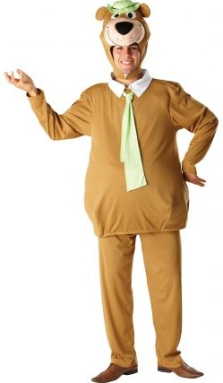 Costume de Yogi Bear™ - Hanna Barbera™