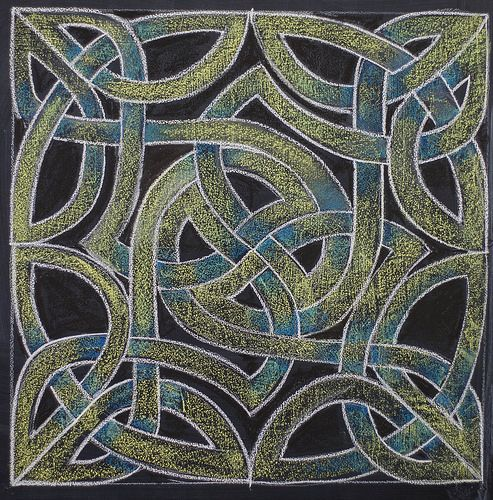 Celtic knot, 5th Grade