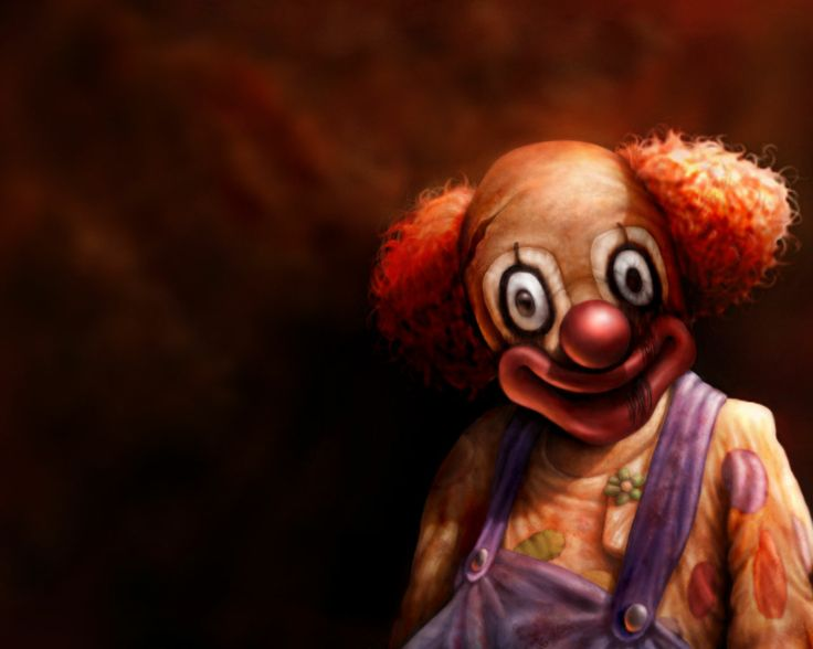 17 Best images about All Species of CLOWN on Pinterest | Pennywise ...