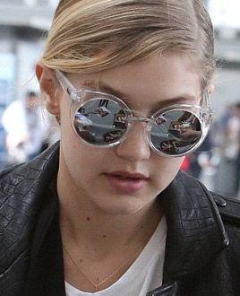 27aba969f oculos de sol com armação transparente | ARMAÇÕES FASHION | Óculos, Oculos  de sol, Óculos espelhado