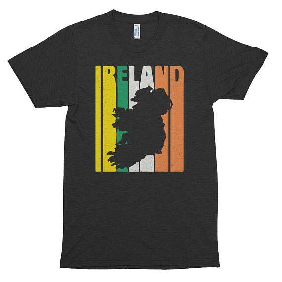 $26.50 Free Shipping- Short sleeve soft Tri-blend unisex Ireland flag country Saint Patrick day vintage retro tee t-shirt. #triblend #shirts #tshirt #gaphictee #graphictshirt #graphicshirt #retrotee #retrotshirt #retroshirt #vintage #vintagetee #vintagetshirt #vintageshirt #oldschool #populertee #populertshirt #trendy #trendytee #trendytshirt #fashion #loxgo #loxgotee #loxgotshirt #loxgoretro #ireland #saintpatrickday #saintpatrickparty
