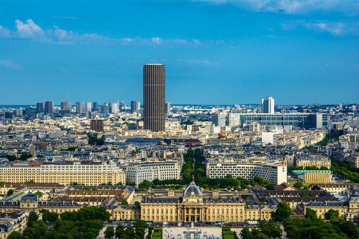 16e: La Tour Montparnasse, Paris