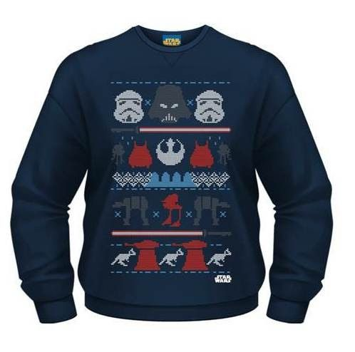 STAR WARS DARTH VADER OFFICIAL CHRISTMAS SWEATER (PRE-ORDER)
