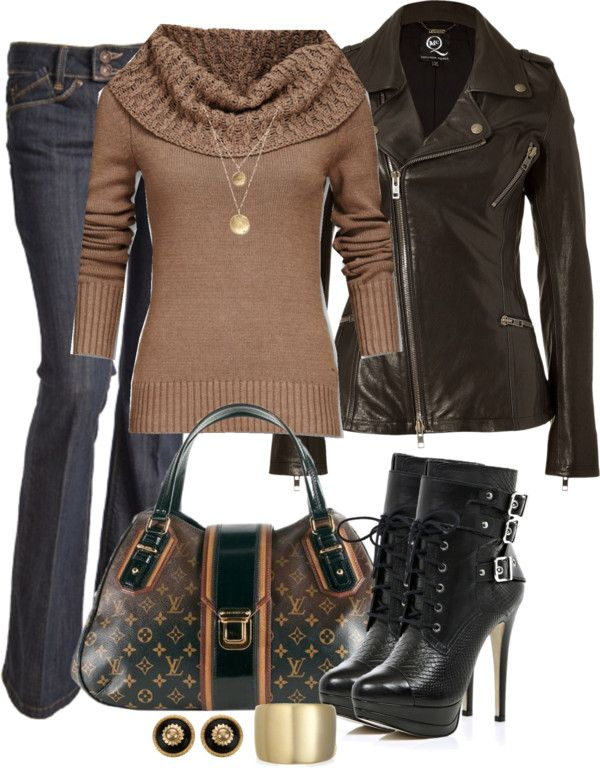 quot Lace Up Boots quot  by averbeek on Polyvore