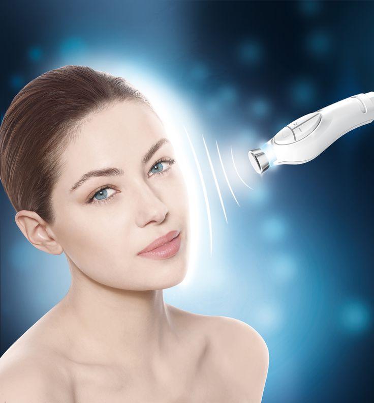IBeauty Thalgo . La dernière technologie anti-âge issue de la médecine esthétique .La radiofréquence tripolaire permet de redendifier les tissus.
