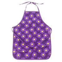 Smallstuff Forklæde Purple Daisy 2-6 år. Forklæder til børn og junior. Se mere på www.kitchen4kids.dk