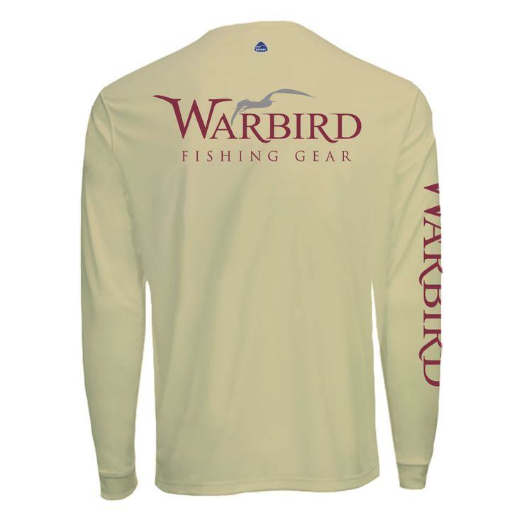 Men's OTP UV Shirt: Tan Gameday Warbird