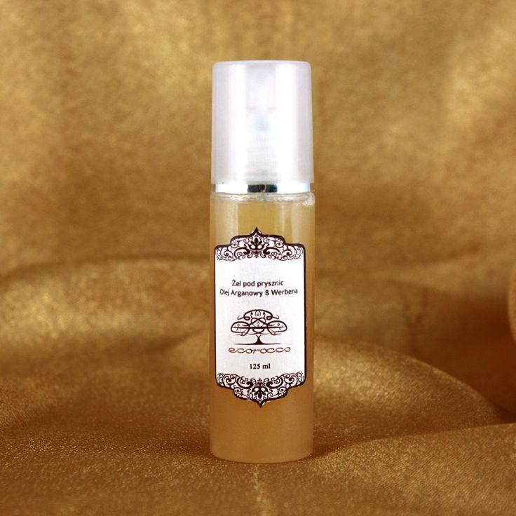 Argan Oil and Verbena Shower Gel - everyday nourishment combined with fresh verbena fragrance.
