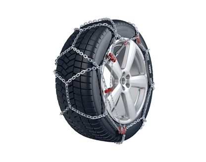 THULE XB-16 SNOW CHAINS. MANUAL-TENS 4WD