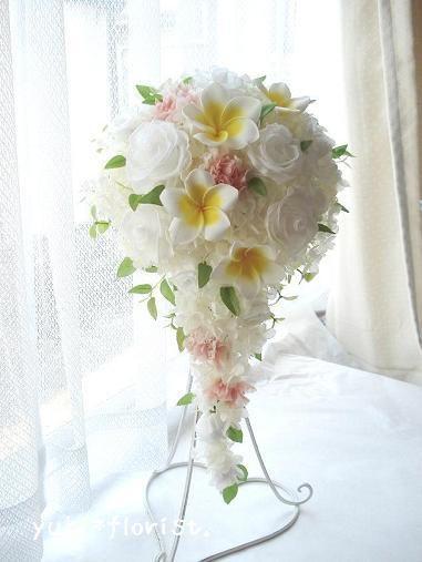 結婚式のブーケやフラワーギフトのお花はプリザーブドフラワーでいつまでも残るお花&ウェディングブーケを。