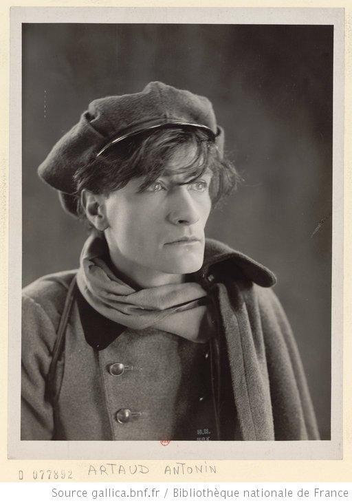 [Recueil. Portraits d'Antonin Artaud (XIXe-XXe s.)] - 1