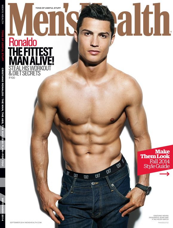 Cover of the Day: Men's Health