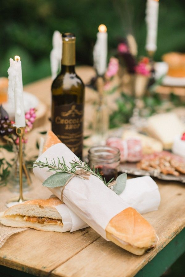 farm house picnic