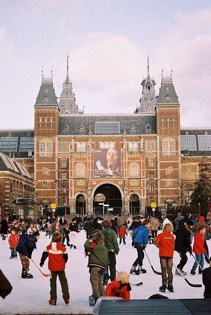 Rijksmuseum, Amsterdam, Países Baixos.
