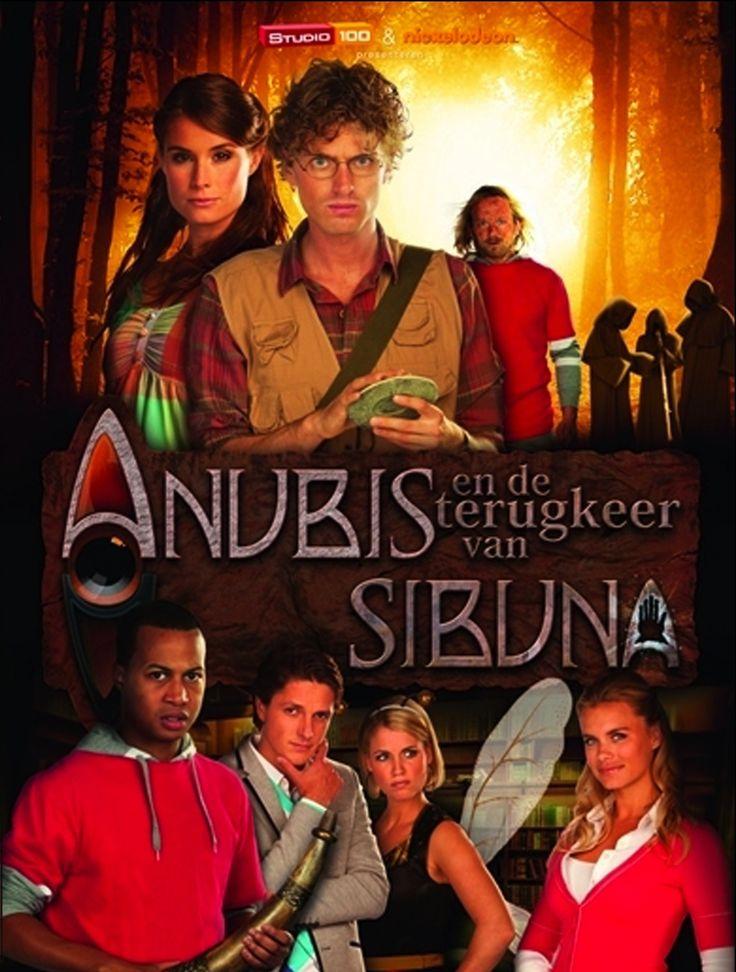 Het Huis Anubis - De terugkeer van Sibuna film